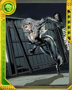 Felicia Hardy (Earth-616) from Marvel War of Heroes 005