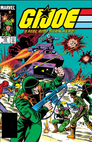 G.I. Joe A Real American Hero Vol 1 19
