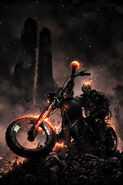 Ghost Rider Vol 5 6 Textless