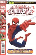 Halloween ComicFest Vol 2013 Ultimate Spider-Man
