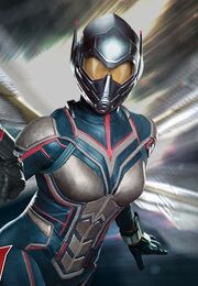 Hope Van Dyne (Earth-199999) from Ant-Man and the Wasp (film) promo art 002