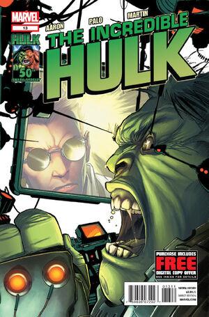 Incredible Hulk Vol 3 13