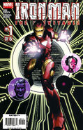 Iron Man Inevitable Vol 1 1