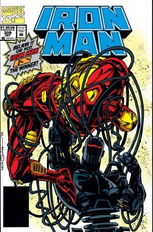 Iron Man Vol 1 309