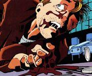 James (Earth-7642) from Daredevil Batman Vol 1 1 001