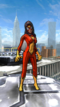 Jessica Drew (Earth-Unknown) from Spider-Man Unlimited (video game) 002