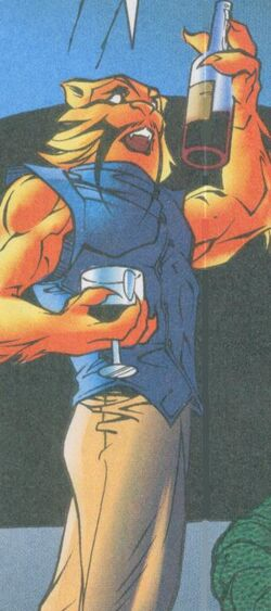 Lord Tyger (Earth-616) from Quicksilver Vol 1 2 001