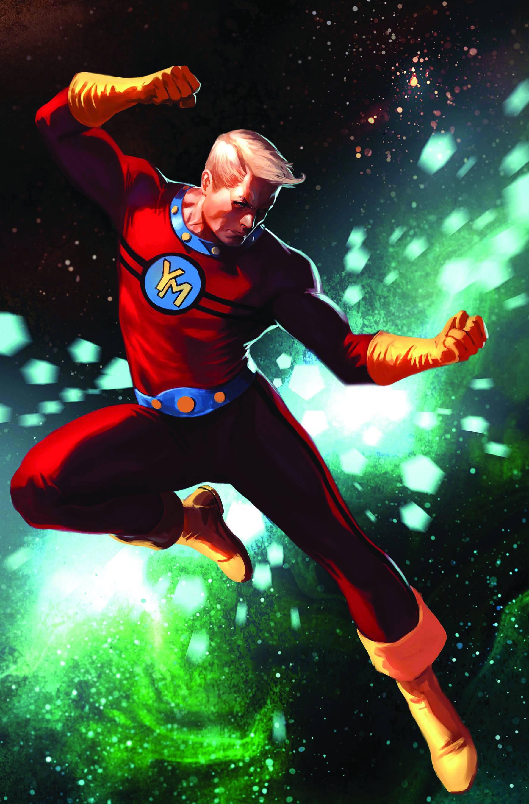Richard Dauntless (Earth-18) | Marvel Database | FANDOM