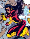 Monet St. Croix (Earth-616) from Generation X Vol 1 57 001
