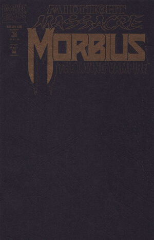 Morbius The Living Vampire Vol 1 12