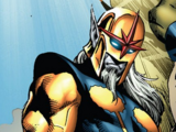 Morrow (Earth-616)