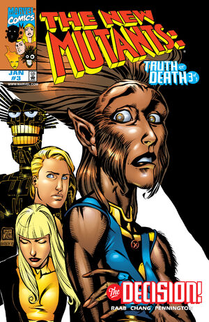 New Mutants Truth or Death Vol 1 3