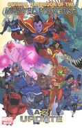 Official Handbook of the Marvel Universe A-Z Update Vol 1 1