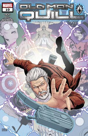 Old Man Quill Vol 1 10