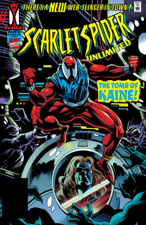 Scarlet Spider Unlimited Vol 1 1