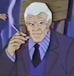 Silvio Manfredi (Earth-8107) from Spider-Man (1981 animated series) Season 1 24 0001