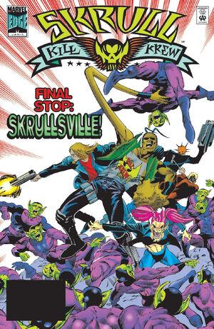 Skrull Kill Krew Vol 1 5