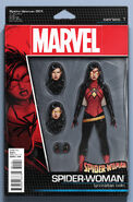 Spider-Woman Vol 6 1 Action Figure Variant