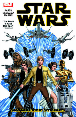 Star Wars Book I Skywalker Strikes Vol 1 1