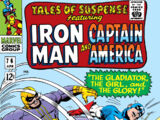 Tales of Suspense Vol 1 76