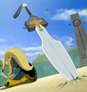 Torunn's Sword from Next Avengers Heroes of Tomorrow 001