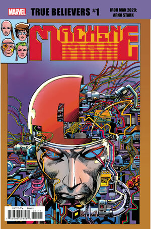 True Believers Iron Man 2020 - Arno Stark Vol 1 1
