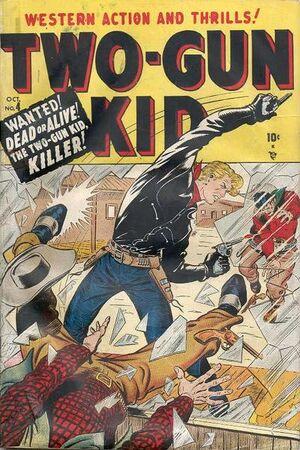 Two-Gun Kid Vol 1 4