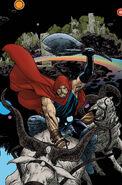 Unworthy Thor Vol 1 3 Sook Variant Textless