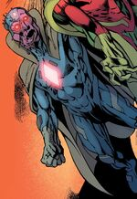 Vision (Earth-14831) from Avengers Ultron Forever Vol 1 1 001