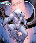 Wendigo (1,000,000 BC) (Earth-616) from Avengers Vol 8 7 001