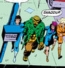 West 34th Street from Marvel Two-In-One Vol 1 9 0001