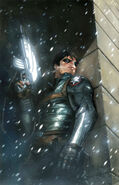 Winter Soldier Vol 1 1 Gabriele Dell'otto Variant Textless