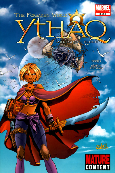 Ythaq The Forsaken World Vol 1 3