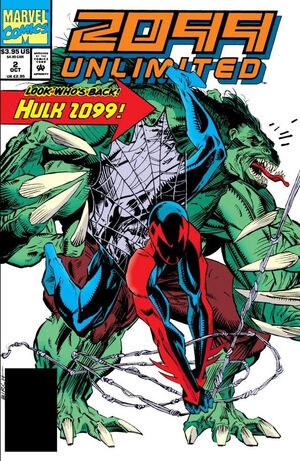 2099 Unlimited Vol 1 2