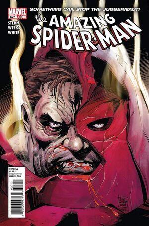 Amazing Spider-Man Vol 1 627