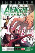 Avengers Assemble Vol 2 20