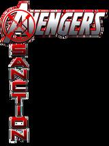 Avengers X-Sanction Vol 1 Logo