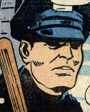 Bill (NYPD) (Earth-616) from Daredevil Vol 1 27 001