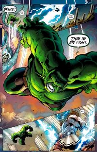 Bruce Banner (Earth-616) from Incredible Hulks Vol 1 622 0001