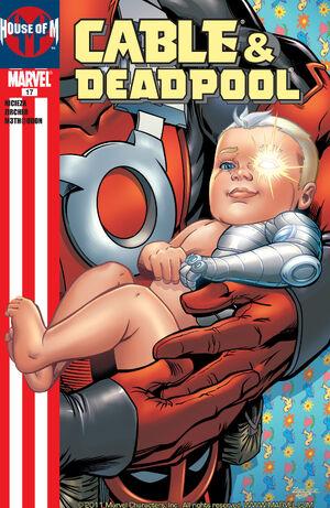 Cable & Deadpool Vol 1 17