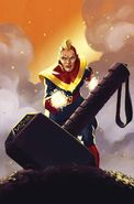 Captain Marvel and the Carol Corps Vol 1 4 Textless