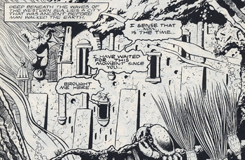 City of the Fishmen from Savage Sword of Conan Vol 1 132 0001