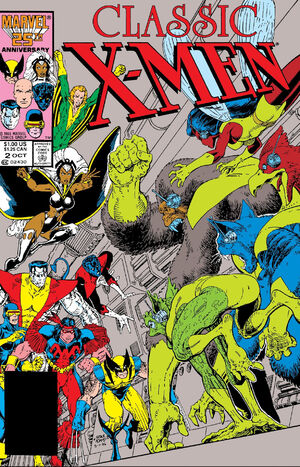 Classic X-Men Vol 1 2