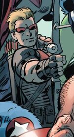 Clint Barton (Ultimate) (Earth-61610) from Ultimate End Vol 1 5 001