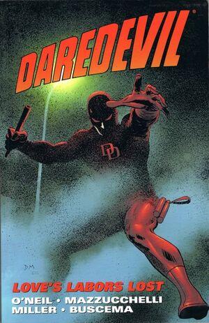 Daredevil Love's Labors Lost TPB Vol 1 1