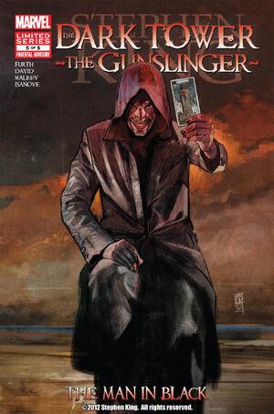 Dark Tower The Gunslinger - The Man in Black Vol 1 5