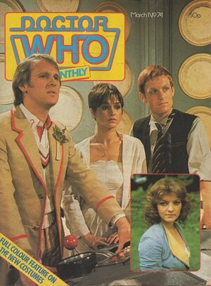 Doctor Who Monthly Vol 1 74