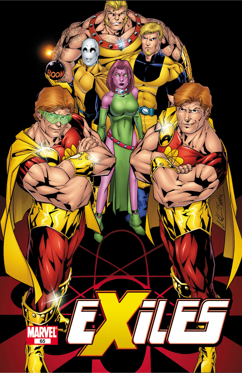 timeless design 28aa0 4ba60 Exiles Vol 1 65   Marvel Database   FANDOM powered by Wikia