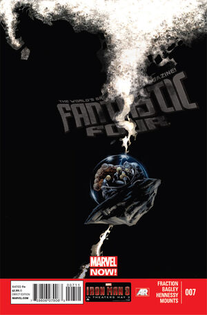Fantastic Four Vol 4 7