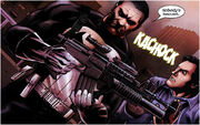 Frank Castle (Earth-2149) from Marvel Zombies Vs. Army of Darkness Vol 1 2 0001